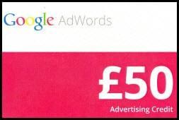 Google AdWords Voucher