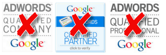 Old AdWords Certifications